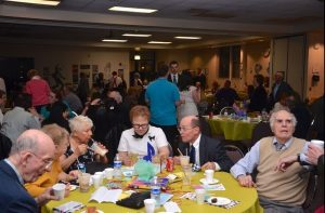 Intergenerational Prom entertains youth and old alike