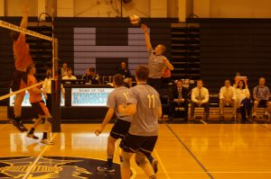 Boys' volleyball suffers tough loss, finish out season