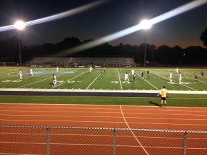 Boys' soccer falls to Conant 2-0