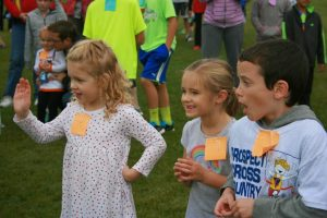 Activities, sports give back