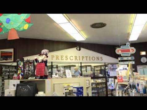 Keefer's Pharmacy historic to Mount Prospect