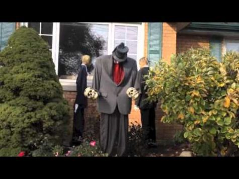 Local houses go all out for Halloween