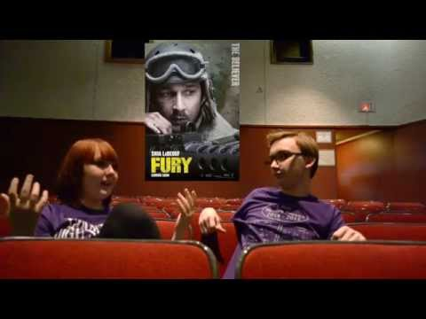 """Movie Knight review of """"Fury"""""""
