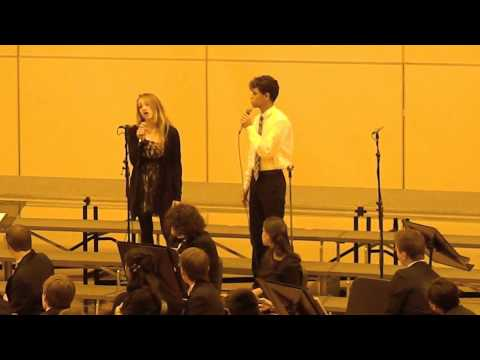 Choir concert kicks off holiday season