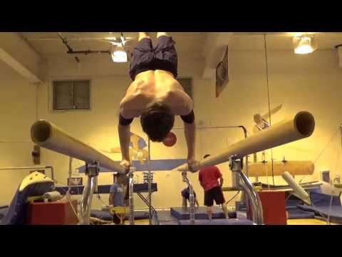 Boys' gymnastics grows throughout season