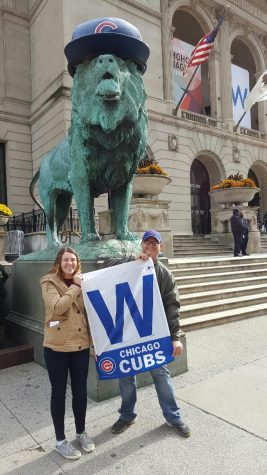Cubs World Series pictures