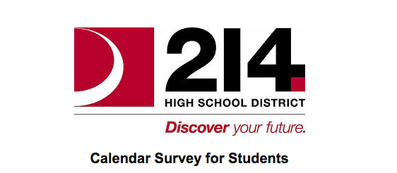Survey brings life to calendar discussion