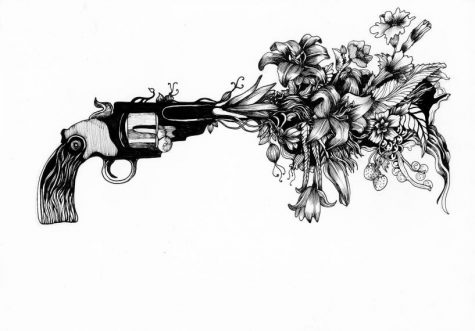 Shooting flowers: one student's take on gun control