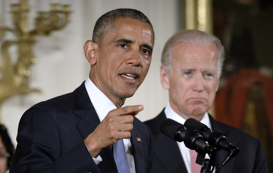 +Obama+speaks+to+a+group+of+people+affected+by+gun+violence+on+Jan.+5+about+his+new+executive+action+on+gun+control