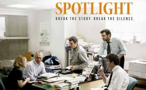 Film shines 'Spotlight' on important subject