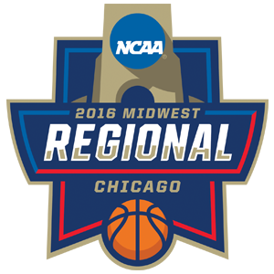 NCAA Tournament Midwest Regional Logo