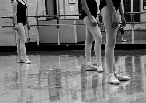 Nicoll's niche for ballet