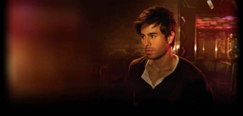 In my ears: Enrique Iglesias