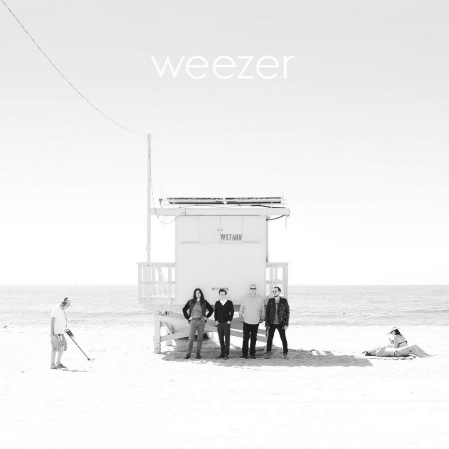 Weezer+strikes+gold+with+%E2%80%9CWhite%E2%80%9D
