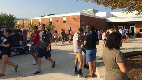 Students share summer highlights and back-to-school plans