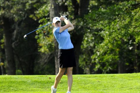 Girls' golf places 9th in state, exceeds expectations