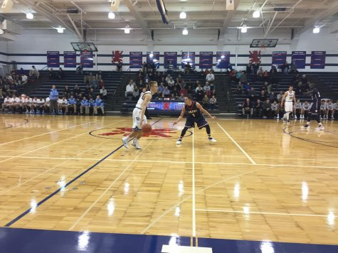 Knights defeated by Cougars in first game of season