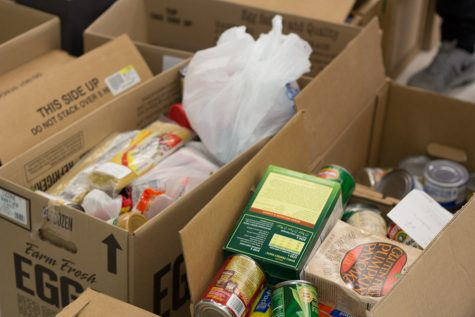 Food drive hopes to grow, sparks competition