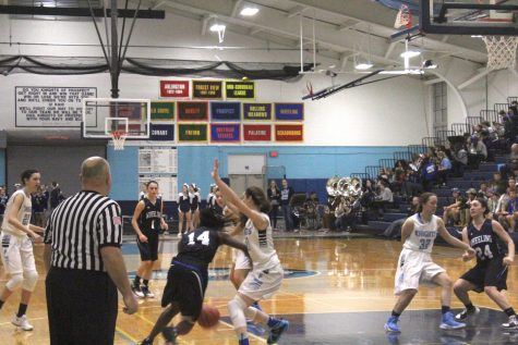 Girls' basketball shuts down Wheeling