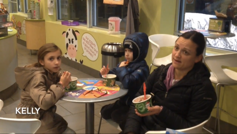 Frozen yogurt trend takes off, Menchie's busy even in winter