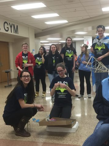 Science olympiad works towards success, places at invites