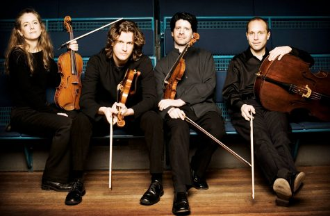 In My Ears: Vitamin String Quartet