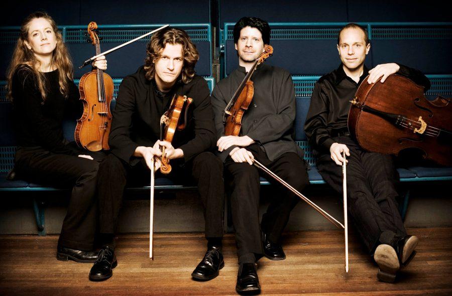 In My Ears: Vitamin String Quartet