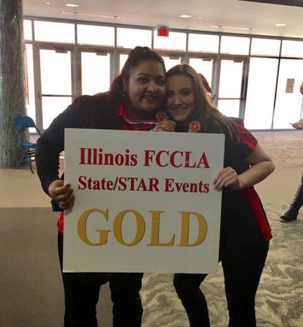 FCCLA member wins free trip overseas