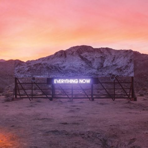 Arcade Fire disappoints with 'Everything Now'