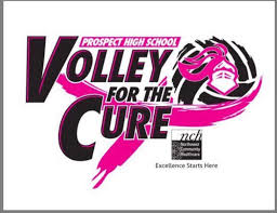 Prospect Embraces Volley For The Cure