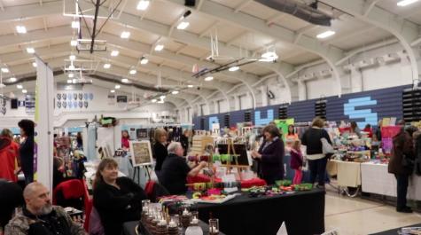 Community embraces craft fair
