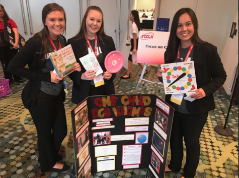 Students benefit from FCCLA
