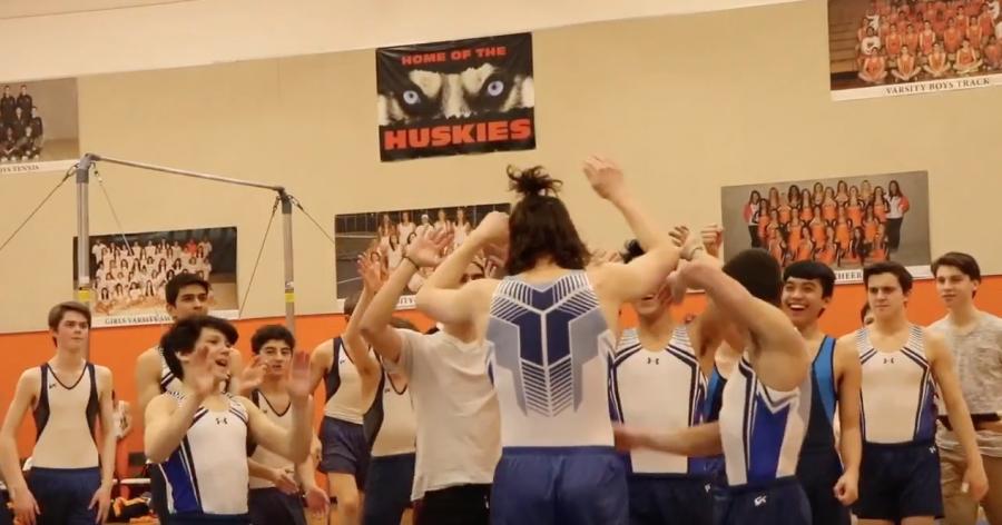 Boys' gymnastics has high hopes for season