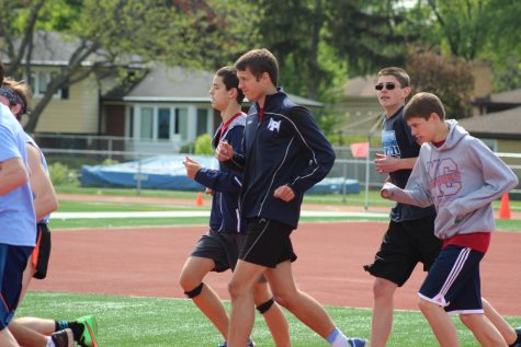 Boys' Track and Field wins MSL East for ninth straight year