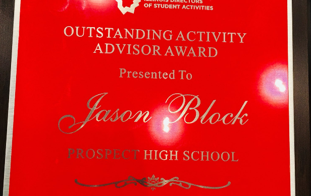 Block+wins+outstanding+activity+advisor+award