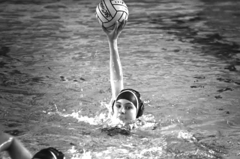 Seven First Period Goals help Girls' Water Polo beat Latin