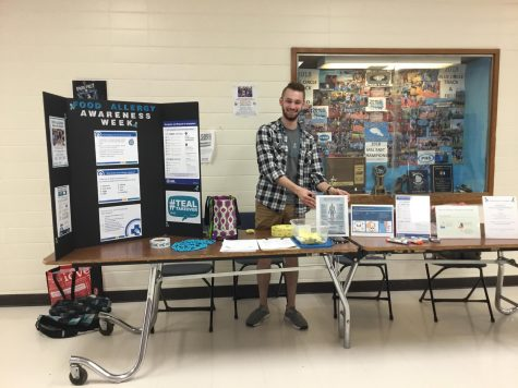 Allergy awareness week comes to prospect early
