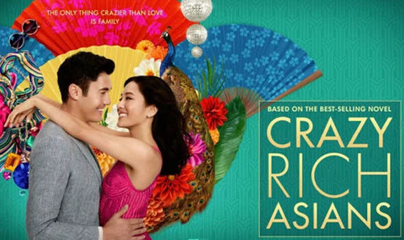 Crazy Rich Asians showcases cinematography