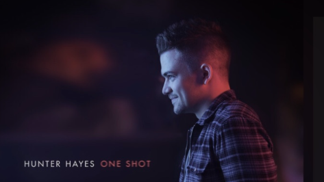 Hunter Hayes takes 'one shot' after years of soul searching