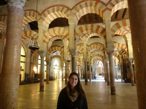 new teacher q and a: Spanish teacher talks traveling