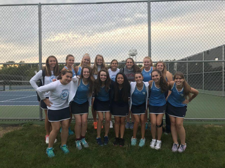 Girls%26%23039%3B+tennis+wins+first+east+title+since+2004