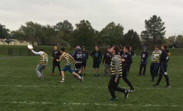 New Bracket Buster Week Causes Major Upsets in Ultimate Frisbee