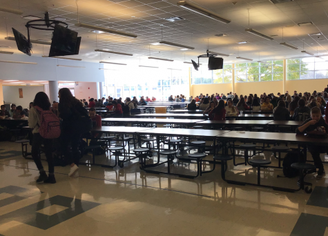 changes coming to lunch periods