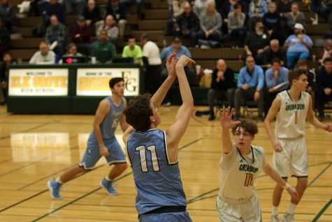 Photo album: Boys Basketball Vs. Elk Grove