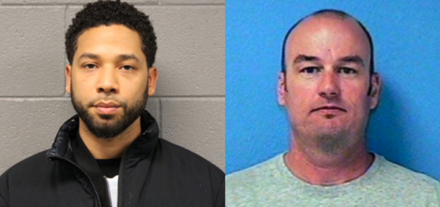 Actor Jussie Smollett (left) and Coast Guard Lieutenant Christopher Paul  Hasson were arrested in the same week, and while Smollett has dominated the news feed, Hasson's crime was far more important and serious. News outlets need to use their judgment and avoid the lure of easy tabloid stories.