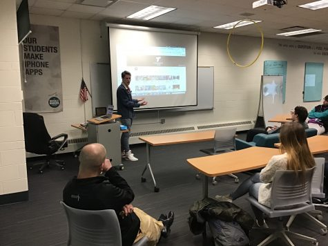Prospect grad visits to talk youtube success