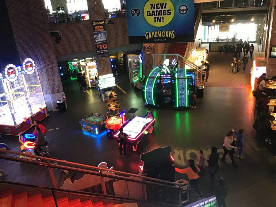 GameWorks sees increase in business over virtual reality