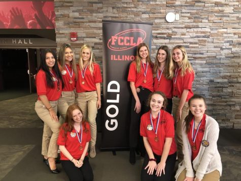 FCCLA Makes History at State