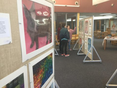 SENIOR ARTISTS COME TOGETHER FOR SHOWCASE