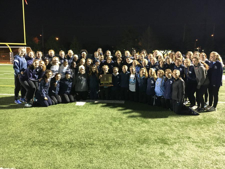 Girls Track and field wins MSL East